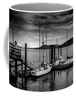 Docked For The Night Coffee Mug
