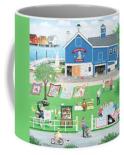 Dockside Bears Coffee Mug