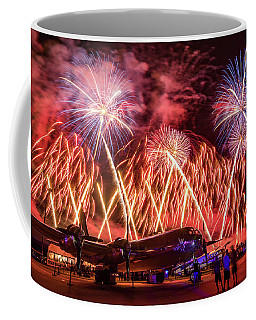 Doc's Fireworks Coffee Mug
