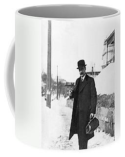 Doctor Making A House Call Coffee Mug