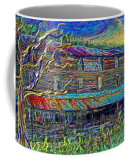 Dodds Creek Mill, ,floyd Virginia Coffee Mug