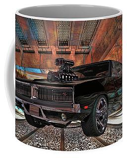 Dodge Charger R/t 1969 Hemi Coffee Mug