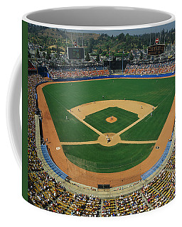 Dodger Stadium Coffee Mug
