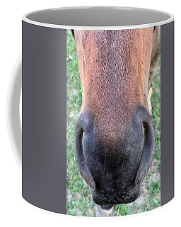 Big Nose  Coffee Mug