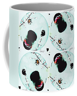 Dog Blossoms  Coffee Mug