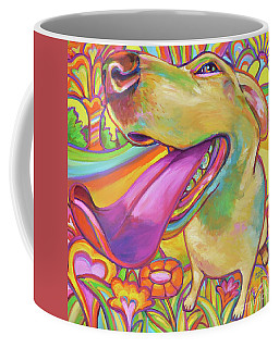 Dog Daze Of Summer Coffee Mug