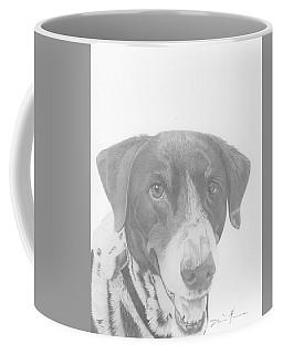 Dog Drawing Orion Coffee Mug