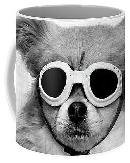 Goggles  Coffee Mug