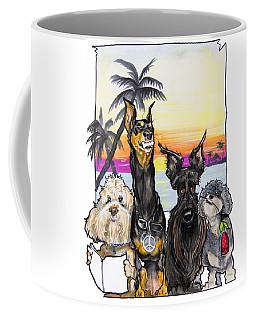 Dog Island Getaway Coffee Mug
