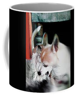 Dog Love Art 3 Coffee Mug