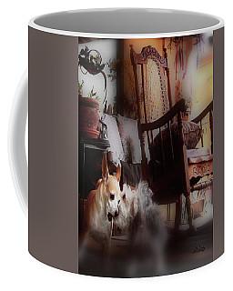 Dog Love Art  Coffee Mug