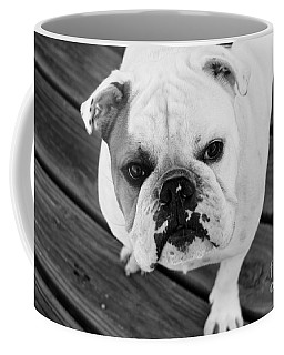 Dog - Monochrome 6 Coffee Mug