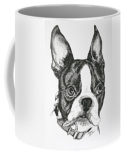 Dog Tags Coffee Mug