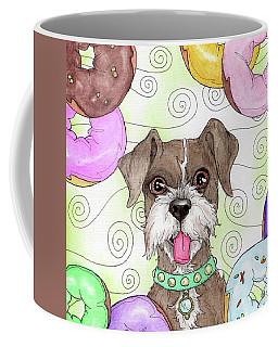 Doggie Donuts Coffee Mug