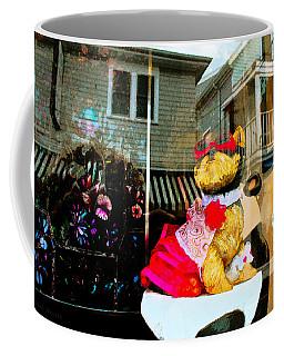 Doggie In The Window Coffee Mug