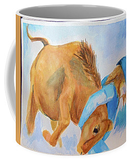 Dogging Coffee Mug