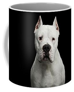 Dogo Argentino Coffee Mug