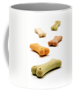 Dog's Biscuit  Coffee Mug