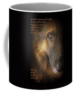Dogs Chose Us Coffee Mug