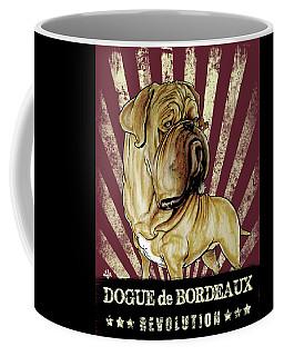 Dogue De Bordeaux Revolution Coffee Mug
