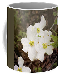 Dogwood Blossom Trio Coffee Mug