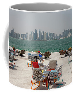 Doha Park View Coffee Mug