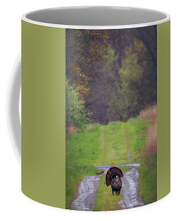 Doing The Turkey Strut Coffee Mug