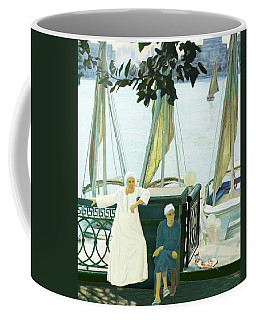 Dok Dok Landing Stage Coffee Mug