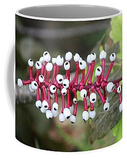 Dolls Eyes Coffee Mug