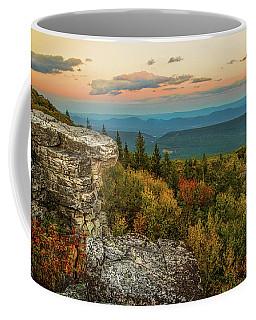 Dolly Sods Autumn Sundown Coffee Mug