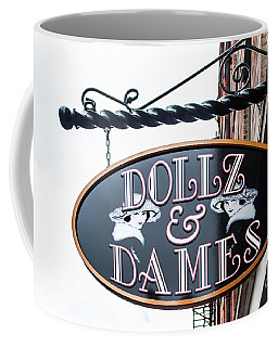 Dollz And Dames Coffee Mug