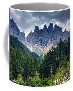 Dolomite Drama Coffee Mug