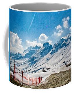 Dolomites 3 Coffee Mug