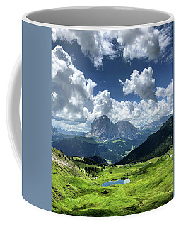 Dolomites Coffee Mug