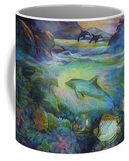 Dolphin Fantasy Coffee Mug