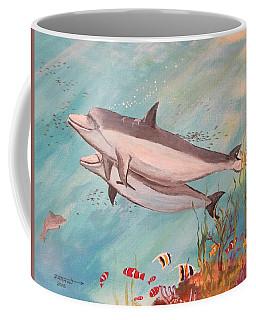 Dolphin Tales Coffee Mug