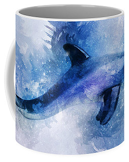 Dolphins Freedom Coffee Mug