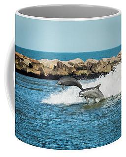 Dolphins  Coffee Mug