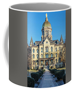 Dome At University Of Notre Dame  Coffee Mug