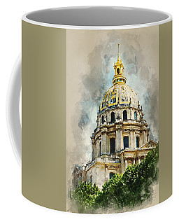 Dome Des Invalides Coffee Mug