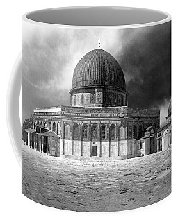 Dome Of The Rock - Jerusalem Coffee Mug by Munir Alawi
