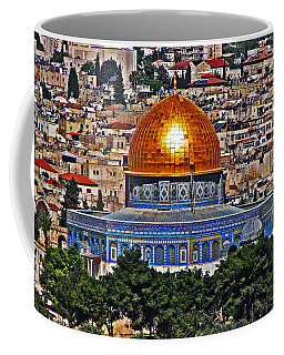 Dome Of The Rock Coffee Mug