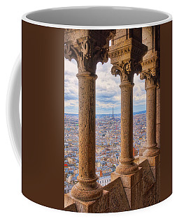 Coffee Mug featuring the photograph Dome Views by Darren White