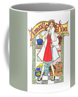 Domestic Diva Coffee Mug