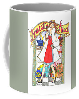 Domestic Diva Coffee Mug