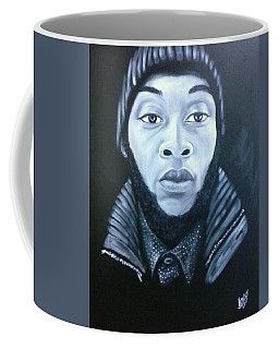 Dominic Coffee Mug by Jenny Pickens