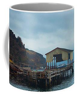 Dominion Pier Coffee Mug