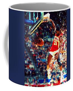 Dominique Wilkins - Nba Legend Coffee Mug