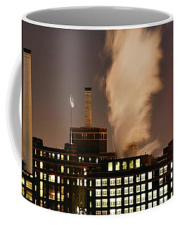 Domino Skyline Coffee Mug