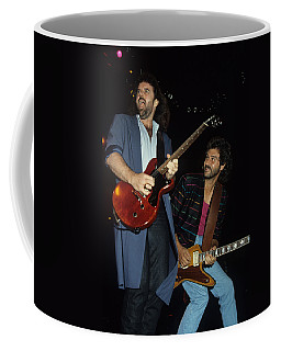 Don Barnes And Jeff Carlisi Of 38 Special Coffee Mug